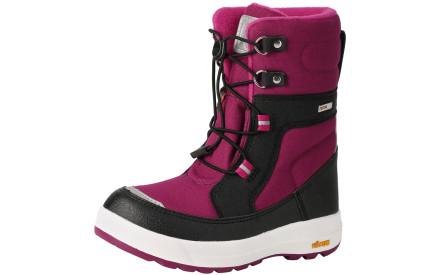 Dětské membránové boty Reima Laplander - dark berry 9a4a283be7