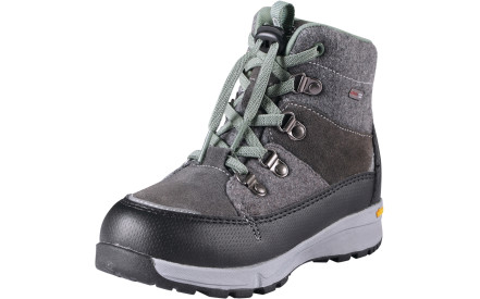 Dětské membránové boty Reima Wander - dark grey b2a9376846