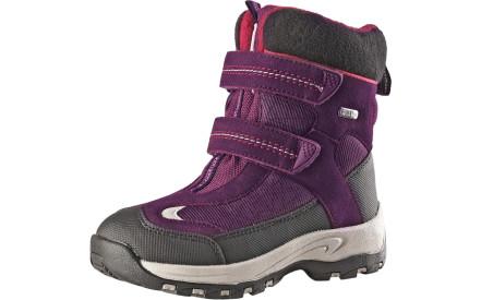 1646dfb004f Dětské membránové boty Reima Kinos - deep purple