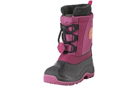301ca6eec6d Dětské zimní boty Reima Yura - dark berry