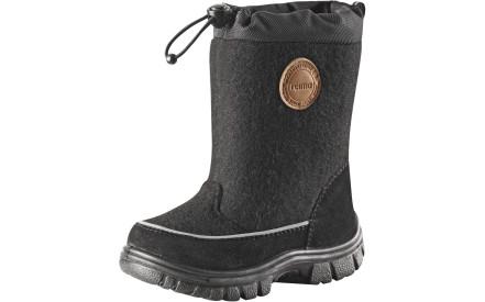 Dětské zimní boty Reima Unari - black 0409af274e
