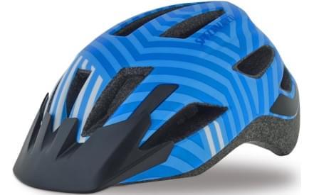 Dětská cyklistická helma Specialized Shuffle Child Led - neon blue aaad5905308