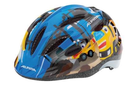 Dětská cyklistická helma Alpina Gamma 2.0 - construction 8225b54cef9