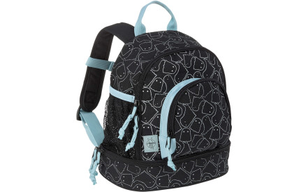 113de378e4 Dětský batoh Lassig Mini Backpack Spooky - black