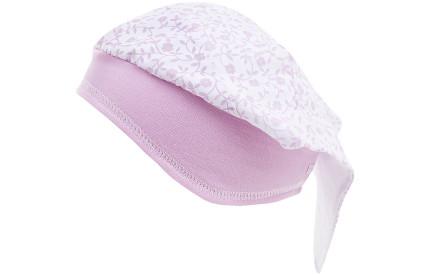 Dětský letní šátek Maximo Mini Girl – pink flowers 94a344f131