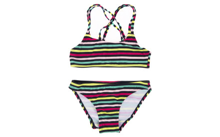 341af62520 Dívčí dvoudílné plavky Losan - marino