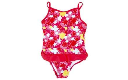 Dívčí jednodílné plavky Losan - coral 875e47b80e