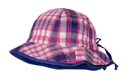 Dětský klobouk Maximo Girl - pink navy 429d93af51