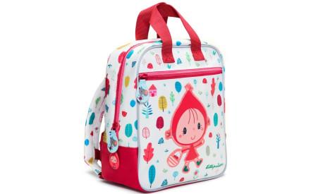 Malý batoh Lilliputiens - Červená karkulka 62f6e49122
