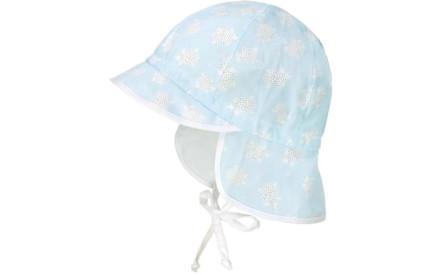 Dětská čepice Maximo Mini Boy - white blue c9c78379c0