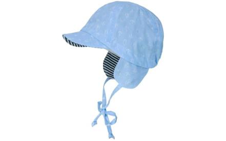 Dětská čepice Maximo Mini Boy - light blue becda7b5b3