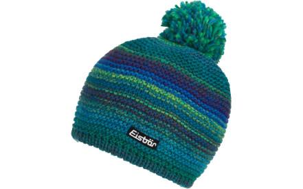 e98c250ca17 Dětská zimní čepice Eisbär Kunita Pompon MÜ kids - blaueffekt