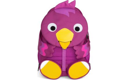 218aba7c855 Dětský batoh do školky Affenzahn Bibi Bird large - purple