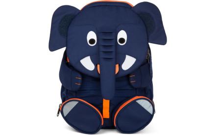 ba41d590931 Dětský batoh do školky Affenzahn Elias Elephant large - Blue