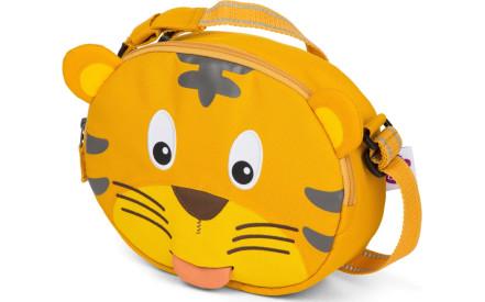 Dětská taška přes rameno Affenzahn Timmy Tiger - Orange 9644418b22