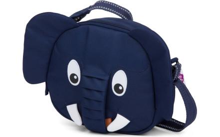 Dětská taška přes rameno Affenzahn Emil Elephant - Blue 3fe82dc618