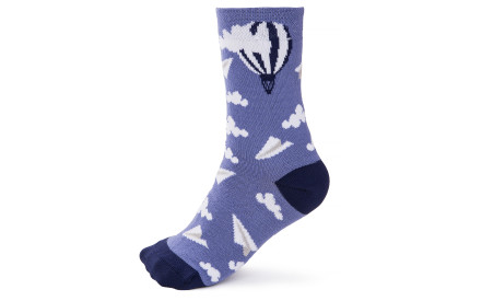 Dětské ponožky Nauta Balón - fialová 7dd6eded54
