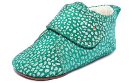 Dětské barefoot první botičky Dulis Baby - podmořská hlubina bac29dad9c