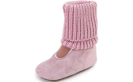 Dětské barefoot první botičky Dulis Baby W - Doll af8c517616