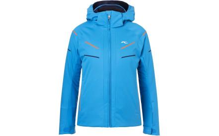 Chlapecká membránová lyžařská bunda Kjus Boys Formula DLX Jacket -  aquamarine blue 60f2858a60