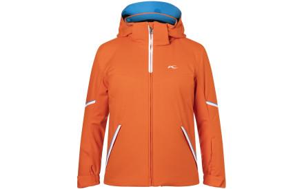 Chlapecká lyžařská bunda Kjus Boys Formula Jacket - Kjus orange 2870b074c0
