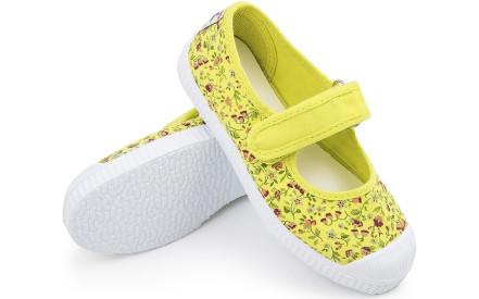 Dětské botičky Cienta Mercedes Velcro - lima 70295eb59d