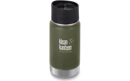 Termoska na kávu Klean Kanteen Insulated Wide w Café Cap 2.0 - fresh pine  355 de884a3e62c