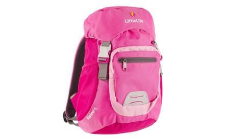 1e2afd718d5 Vhodný pro děti od 3+ let. Dětský batoh Littlelife Alpine 4 - pink