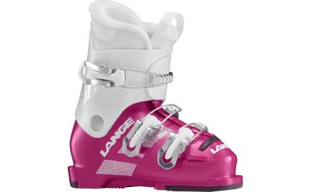 Dívčí lyžařské boty Lange Starlet 50 - magenta-white b7c43fb507
