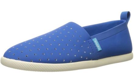 0c805caaaf0 Dětské boty Native Venice Child - victoria blue bone white