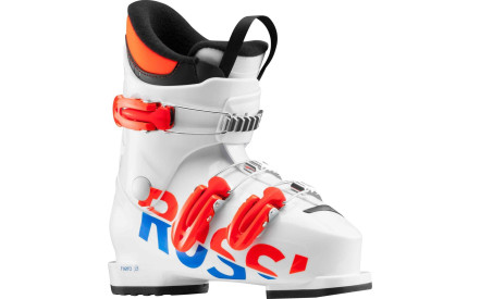 Dětské lyžařské boty Rossignol Hero J3 white 537165fabd