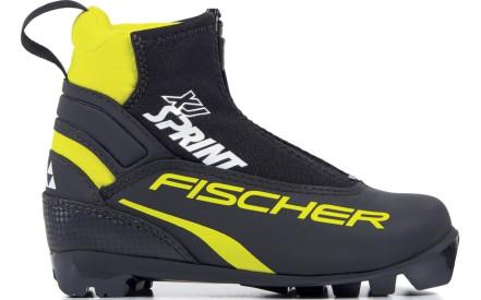 Dětské boty na běžky Fischer XJ Sprint 5589d645a0