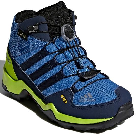 92705b7791e Dětské boty Adidas Terrex Mid GTX K - traroy conavy sslime - Skibi Kids