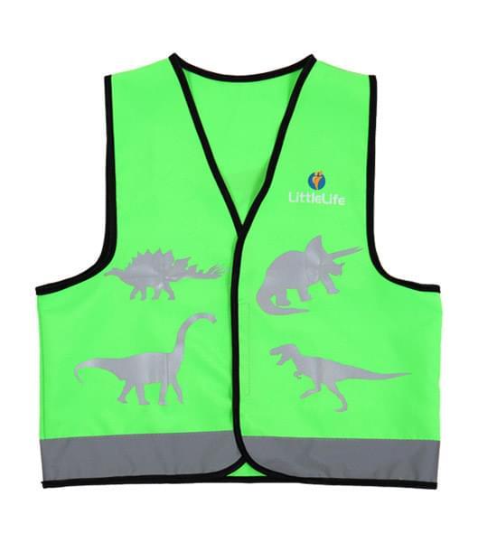 Dětská reflexní vesta LittleLife - dinosaur S LittleLife