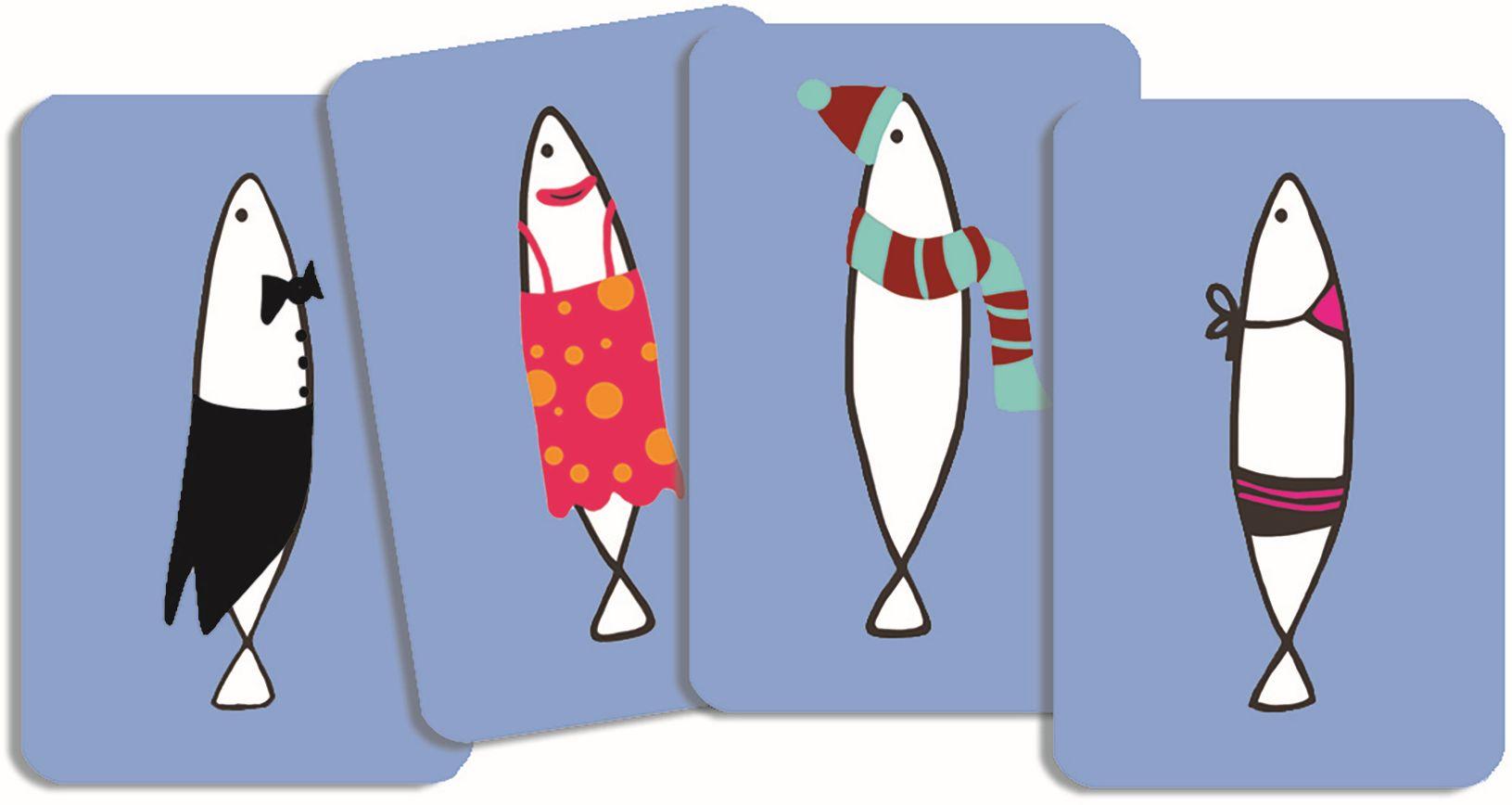 Karetní hra Djeco - Sardinky Djeco