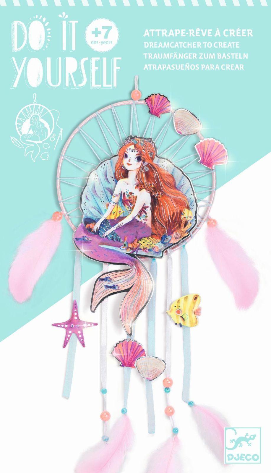 Djeco Dreamcatcher - Mořská panna