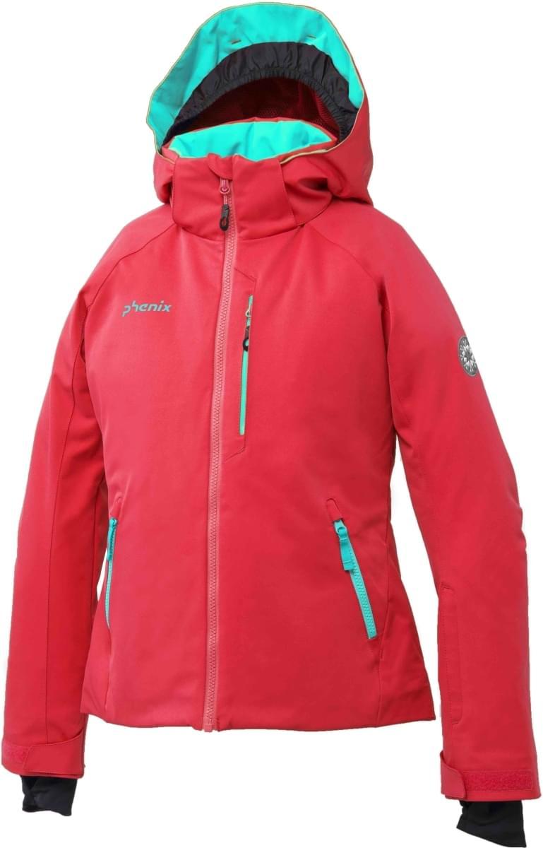 Dětská membránová lyžařská bunda Phenix Jenner Jacket - CO - Skibi Kids 3c1a41c82c