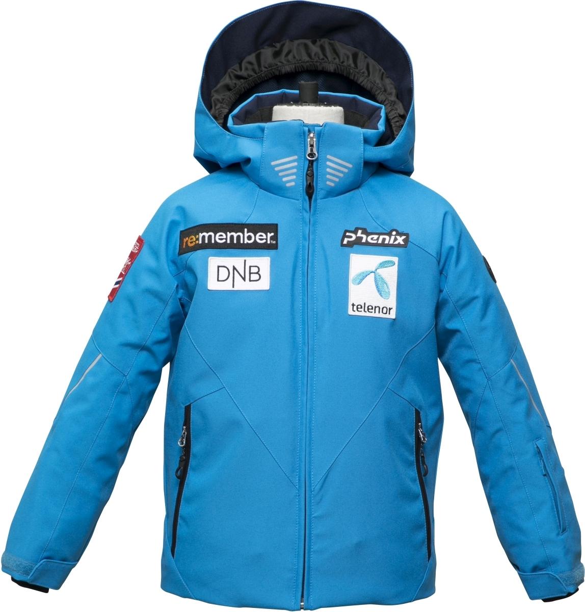 Dětská lyžařská bunda Phenix Norway Alpine Team Kids Jacket - NAB1 ... b3fbb8b15d