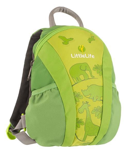 4d0c9f91f01 Dětský batoh Littlelife Runabout - green - Skibi Kids