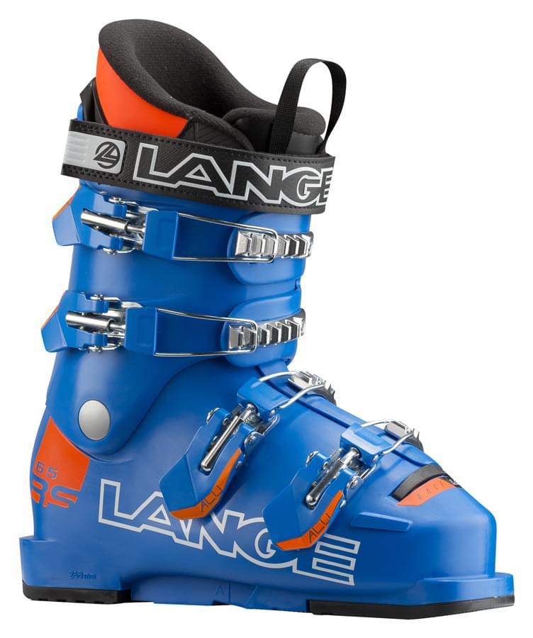 Juniorské lyžařské boty Lange RSJ 65 power blue - Skibi Kids 3b727e20f3