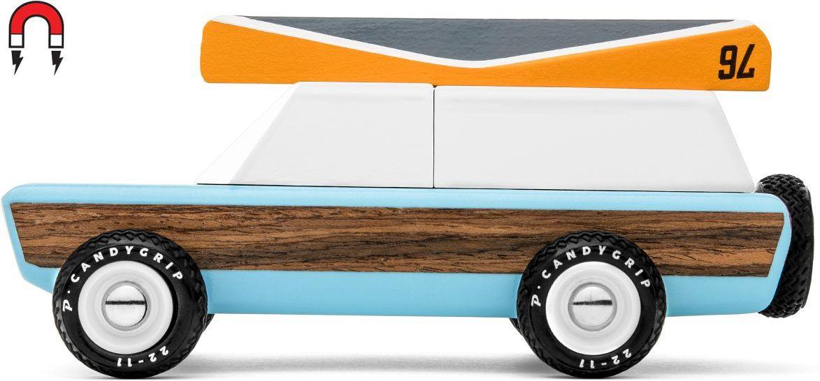 Candylab Dřevěné auto - Pioneer Classic