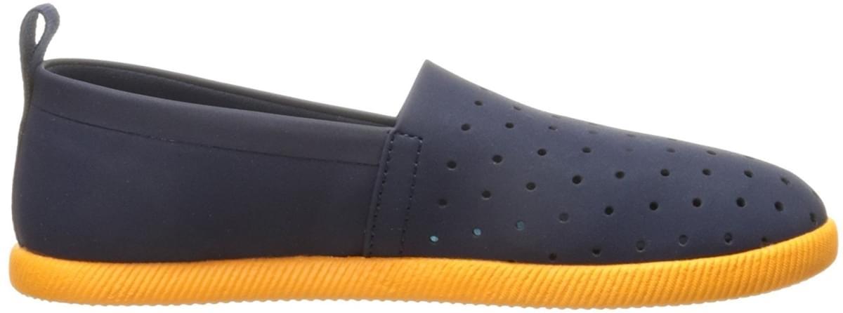 ... Dětské boty Native Venice Child - regatta blue begonia orange ... 564dc8851b