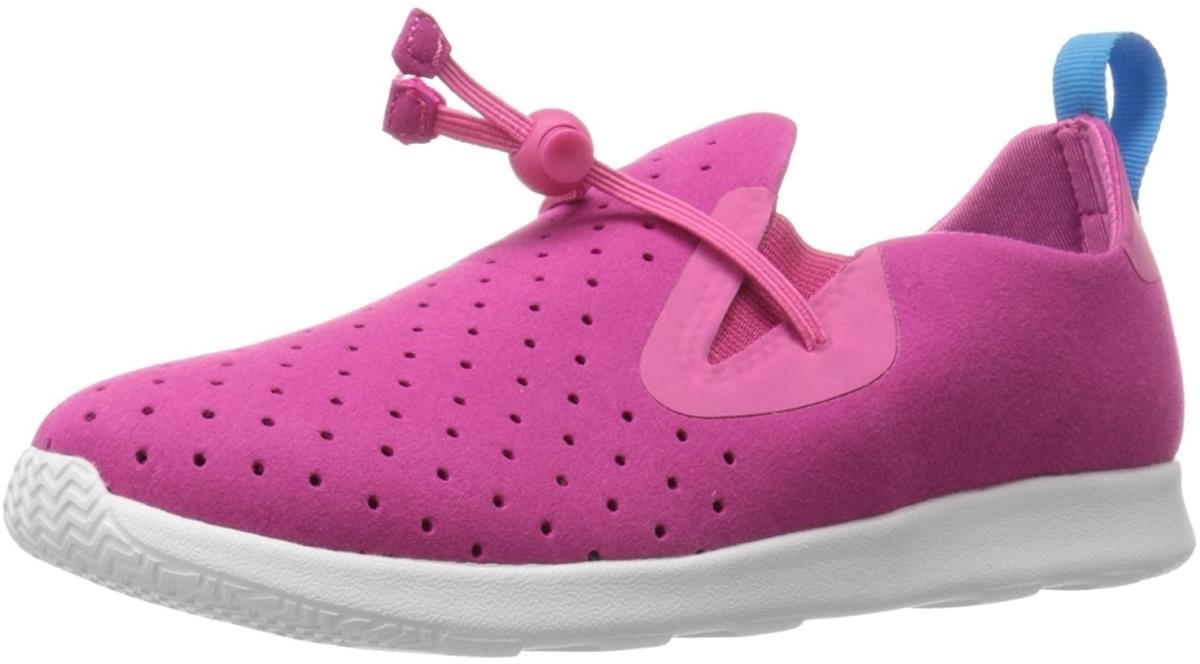 Dětské boty Native Apollo Moc Child - hollywood pink shell white ... f18c855437