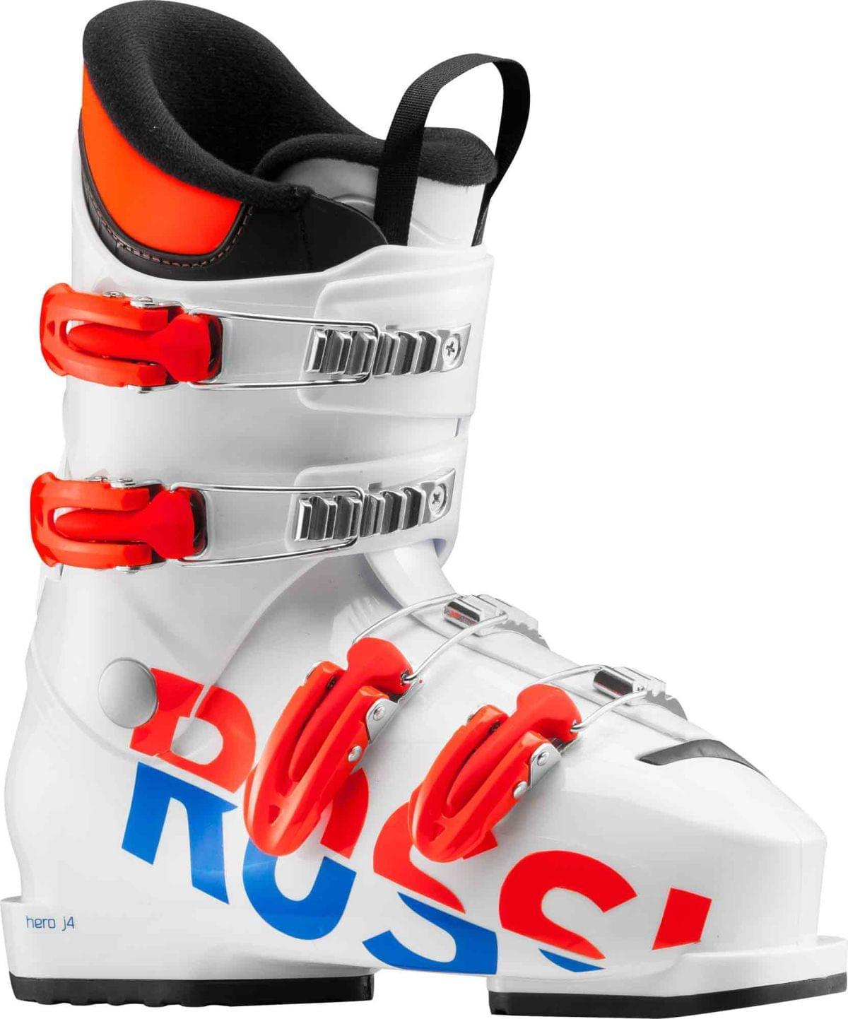 Dětské lyžařské boty Rossignol Hero J4 white - Skibi Kids 3f2584f21f