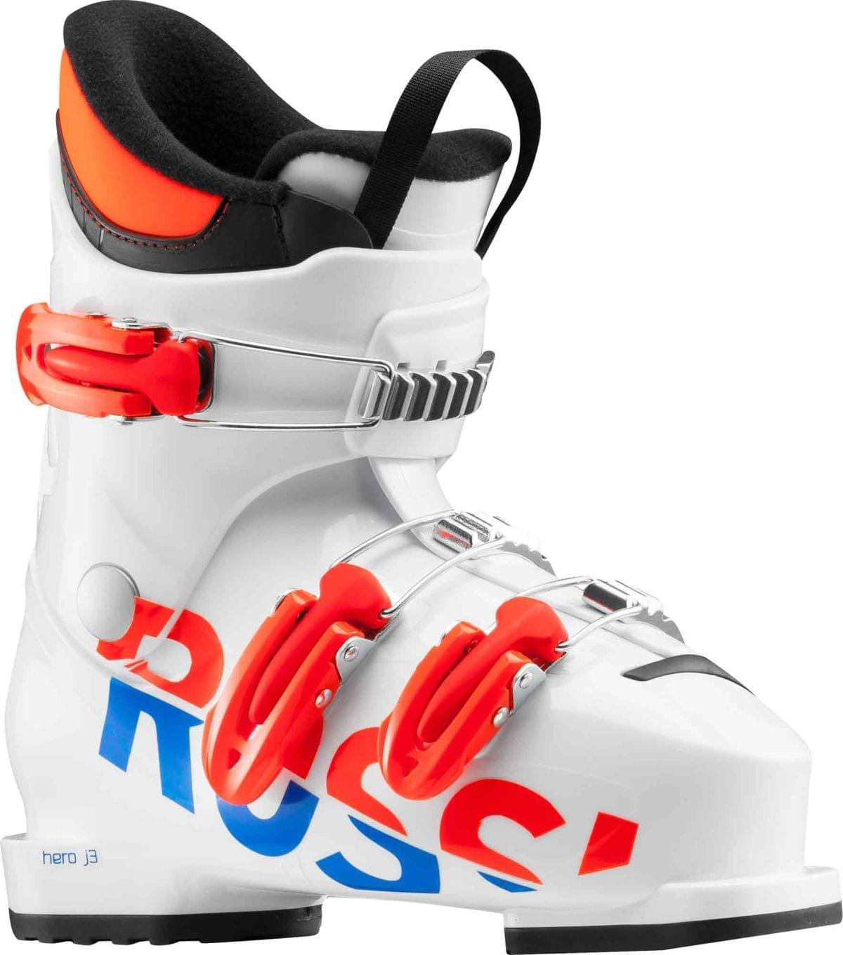 Dětské lyžařské boty Rossignol Hero J3 white - Skibi Kids ca9a22a8ee