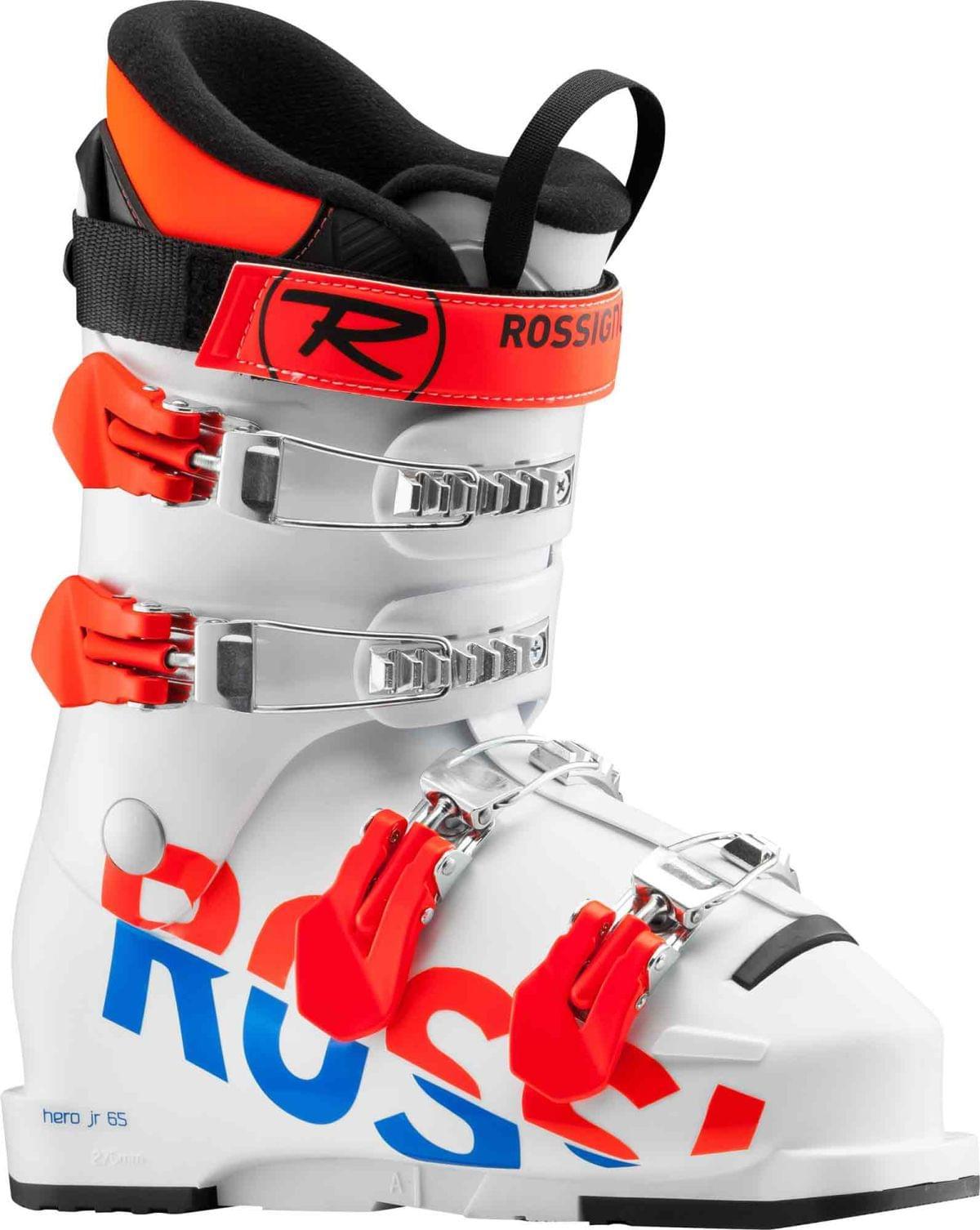 Dětské lyžařské boty Rossignol Hero JR 65 white - Skibi Kids 3bb198b22c