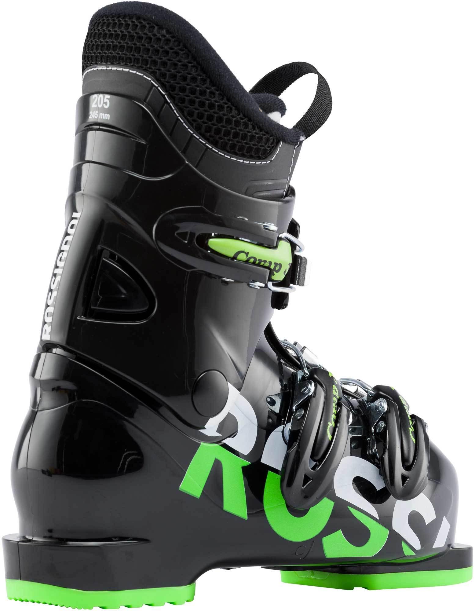 Dětské sjezdové boty Rossignol Comp J3 black - Skibi Kids 55b66cd1da