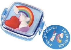Dětské sponky do vlasů s koněm Spiegelburg - růžová - Skibi Kids 7742c3ec41