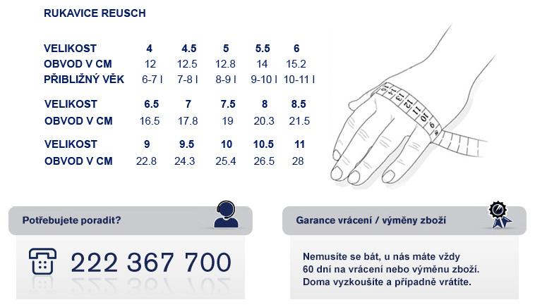 c0e6f2721 Dětské lyžařské rukavice Reusch Training R-TEX® XT Junior Mitten ...