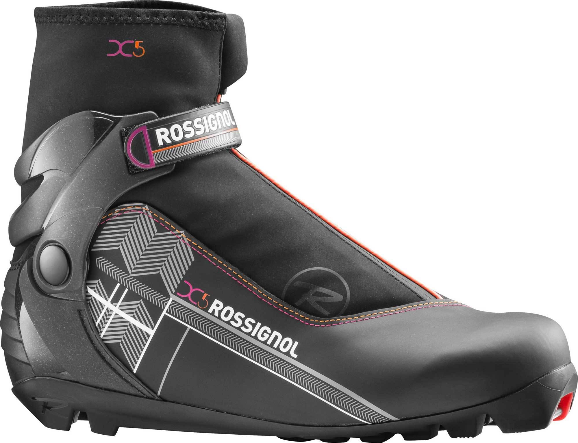 710d256b0d2 Dámské boty na běžky Rossignol X-5 FW - Skibi Kids